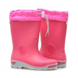 Резиновые сапоги Muflon 33-487 (розовые)