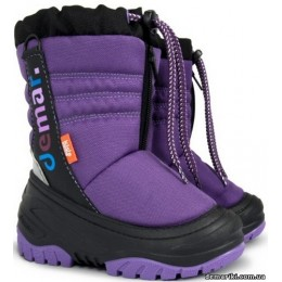 Сапоги Demar TEDDY a (фиолетовые)