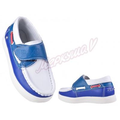 Мокасины-туфли B&G BG2716-811
