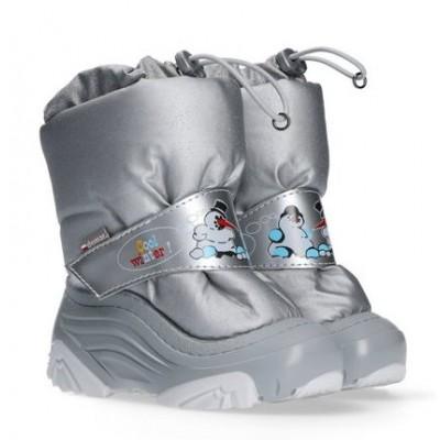 Сапоги Demar SNOWMEN 2 Silver 4010NE