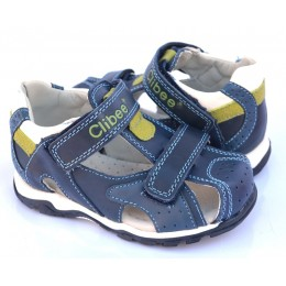 Босоножки Clibee F-263 Blue-Apple-Green 26-31р