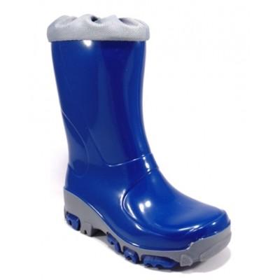 Резиновые сапоги Muflon FLUO 23-492 (синие)