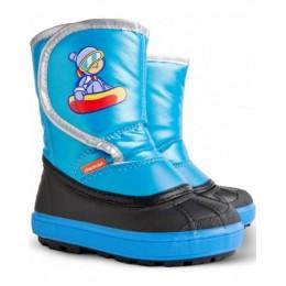 Сапоги Demar Snowboarder b (голубые) 1505 b