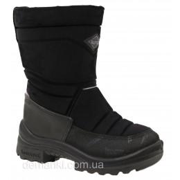 Сапоги Kuoma Putkivarsi Musta 130303-03 Black