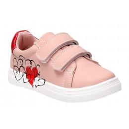 Кроссовки American Club XD04/21 Pink