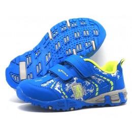 Кроссовки BONA 147H голубые