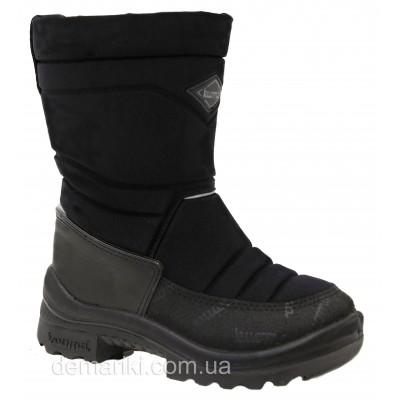 Сапоги Kuoma Putkivarsi Musta 120303-03 Black