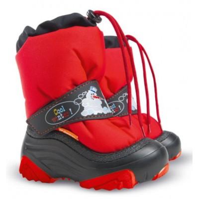 Сапоги Demar SNOWMEN-2 na (красные)